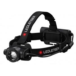 LEDLENSER H15R Core, Naglavna polnilna svetilka, Črna 2500 lumnov