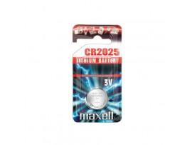 MAXELL CR2025 baterija 3V