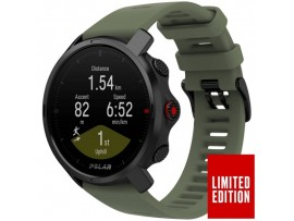 Polar GRIT X OUTDOOR MULTISPORT olivno zelena Limited edition