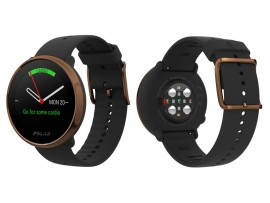 Polar IGNITE BLACK COPPER fitness watch