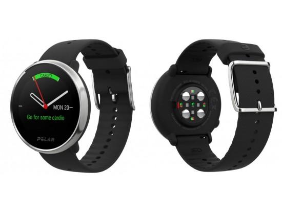 Polar IGNITE BLACK fitness watch