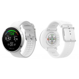 Polar IGNITE WHITE-SILVER fitness watch