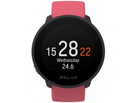Polar UNITE PINK fitness watch