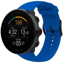 Polar VANTAGE M modra z merilnikom srčnega utripa na zapestju