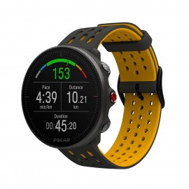 Polar VANTAGE M2 grey - yellow