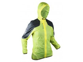 RaidLight VESTE TOP LADY ULTRALIGHT MP+ anorak vetrovka za tek 190g GLGWJ06