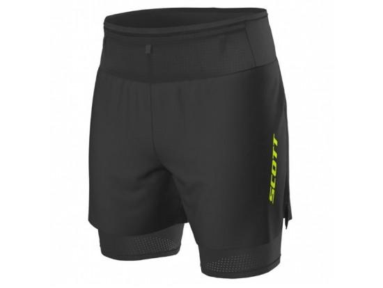 SCOTT kratke tekaške hlače Hybrid RC