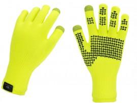 Sealskinz Vodoodporne tekaške rokavice Ultra Grip