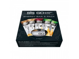 SiS GO Energy Bar 5 PACK različni okusi