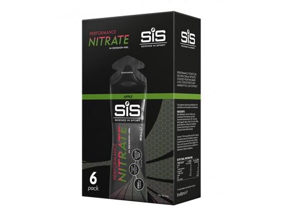 SiS GO Gel jabolko + Nitrates za boljši rezultat 6 KOSOV