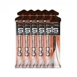 SiS GO Gel + kofein Double Espresso 150 mg kofeina 5 KOSOV