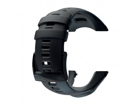 SUUNTO AMBIT3 SPORT, RUN BLACK GUMA STRAP  SS021106000