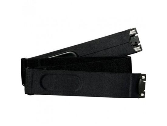 SUUNTO Elastični trak COMFORT BELT STRAP BLACK SS014356000