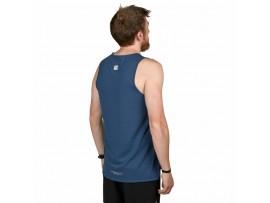 ULTIMATE DIRECTION - tekaška kratka majica CUMULUS modra ODPRODAJA -35%